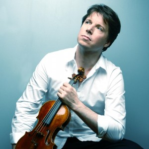 Violinist Joshua Bell. Photo by Phil Knott, courtesy of joshuabell.com.