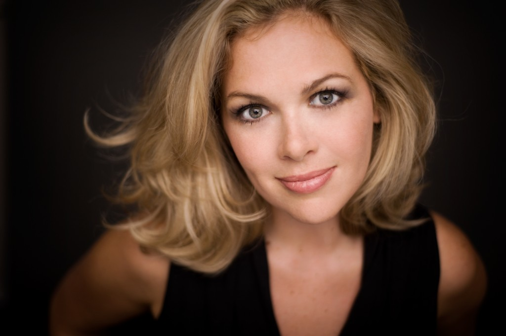 Billie Wildrick will appear as Maria in the Ordway's 2015 production of The Sound of Music.