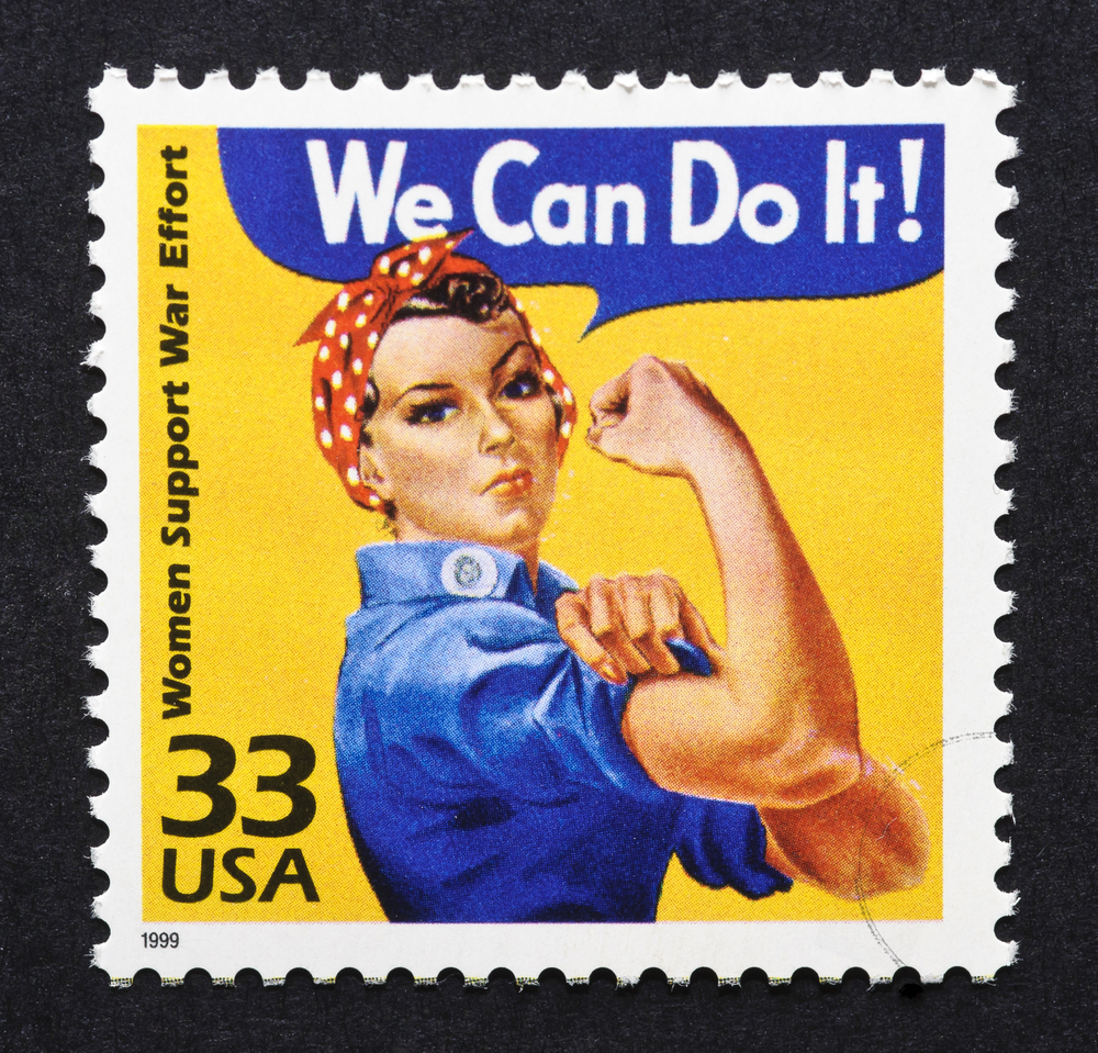 gender roles rosie the riveter Rosie the riveter women were called to do varieties of work and to take the roles outside the traditional gender expectations from rosie to lucy.