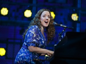 Abby Mueller as Carole King.