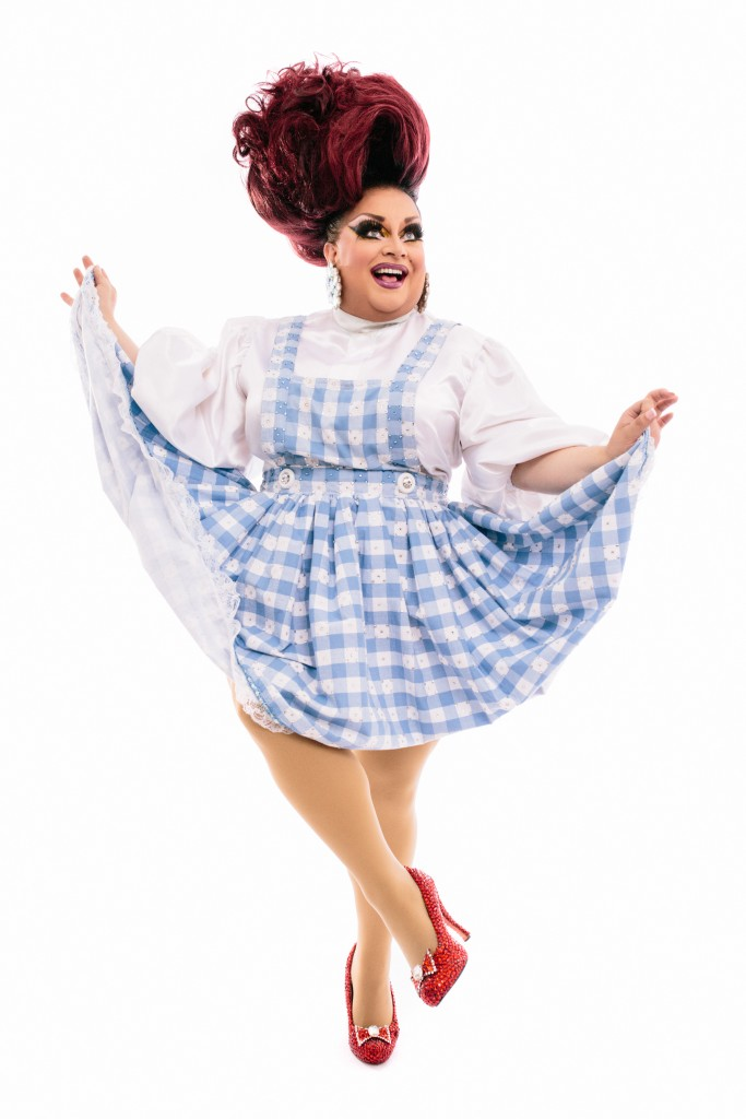 Ginger Minj. Photo by Mike Windle / Getty.