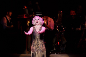 Billie Wildrick in the 2015 Village Theatre production of Cabaret. Photo by Mark and Tracy Photography.