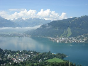 Zell am See.