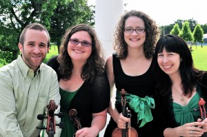 The Mill City String Quartet