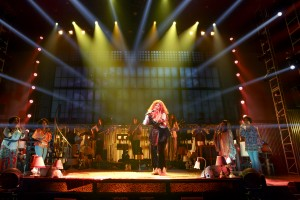 A Night with Janis Joplin, original Broadway cast. Photo by Joan Marcus.