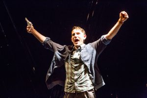 Roland (Ron Menzel) in Constellations.
