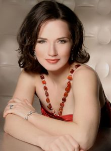 Soprano Kelly Kaduce.