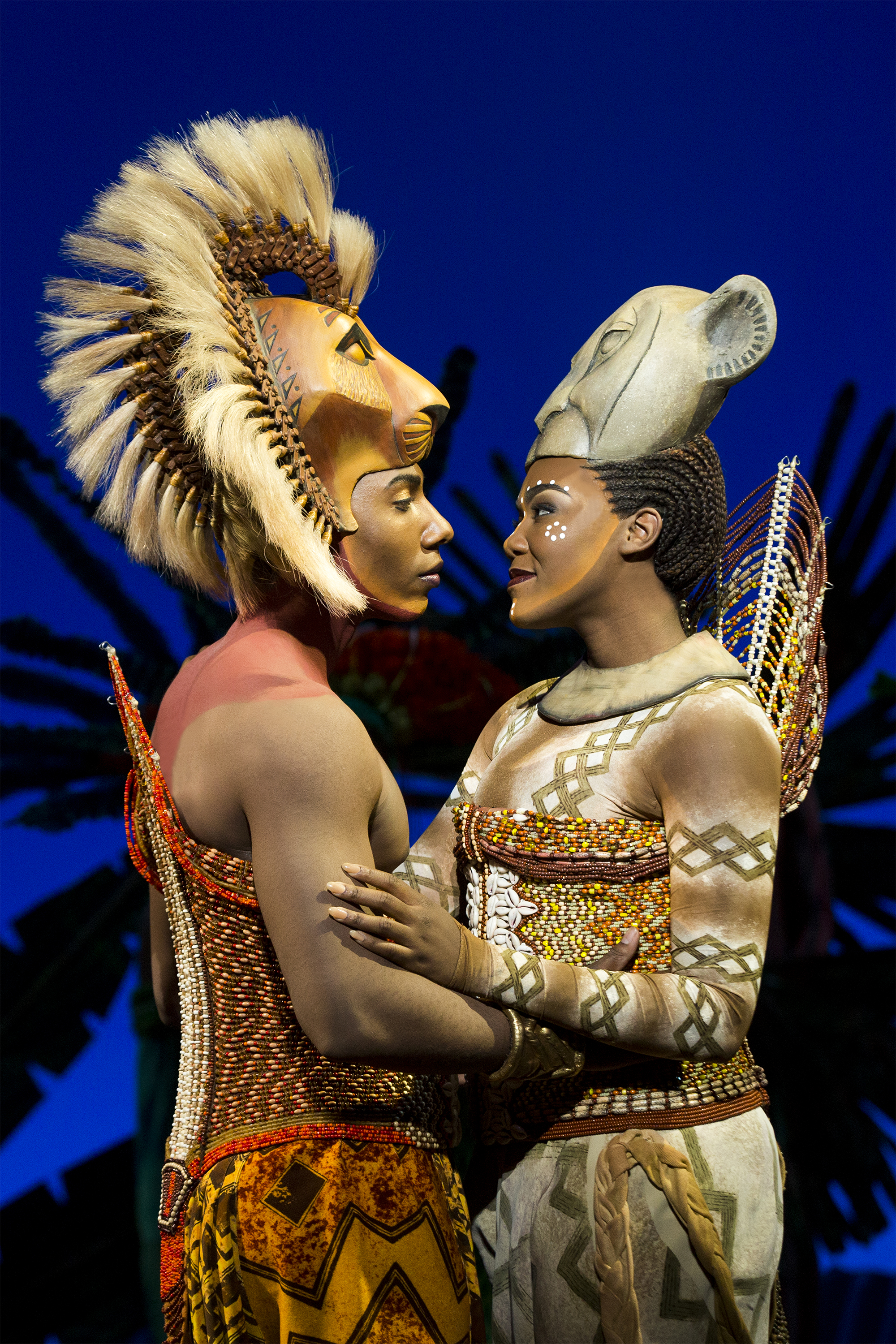 lion king the musical review One of the most popular disney animated musicals, the lion king presents the story of a lion cub's journey to adulthood and acceptance of his royal destiny simba (voiced first by jonathan taylor.