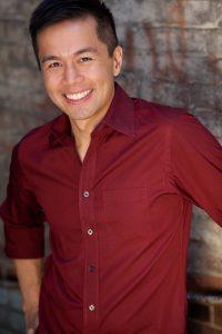 Actor Steven Eng.