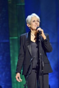 Great Performances - Joan Baez 75th Birthday Celebration The Beacon Theater, 2124 Broadway, New York, NY January 27, 2016