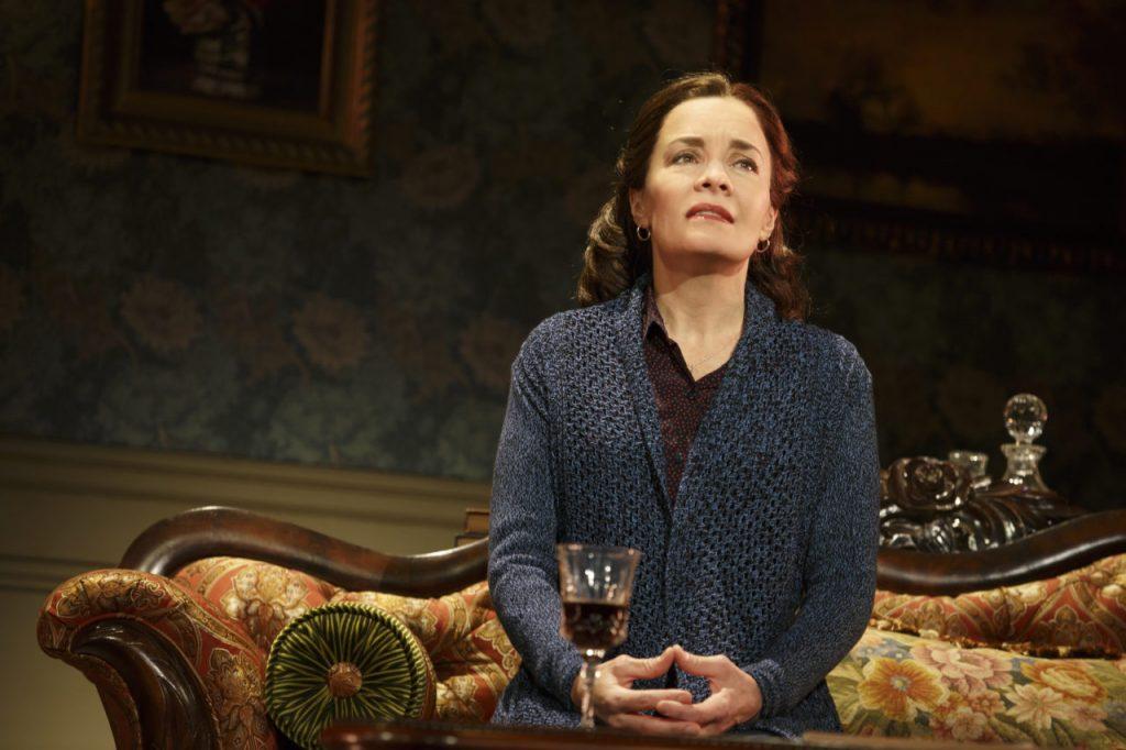 Susan Moniz as Helen in Fun Home. Photo by Joan Marcus.