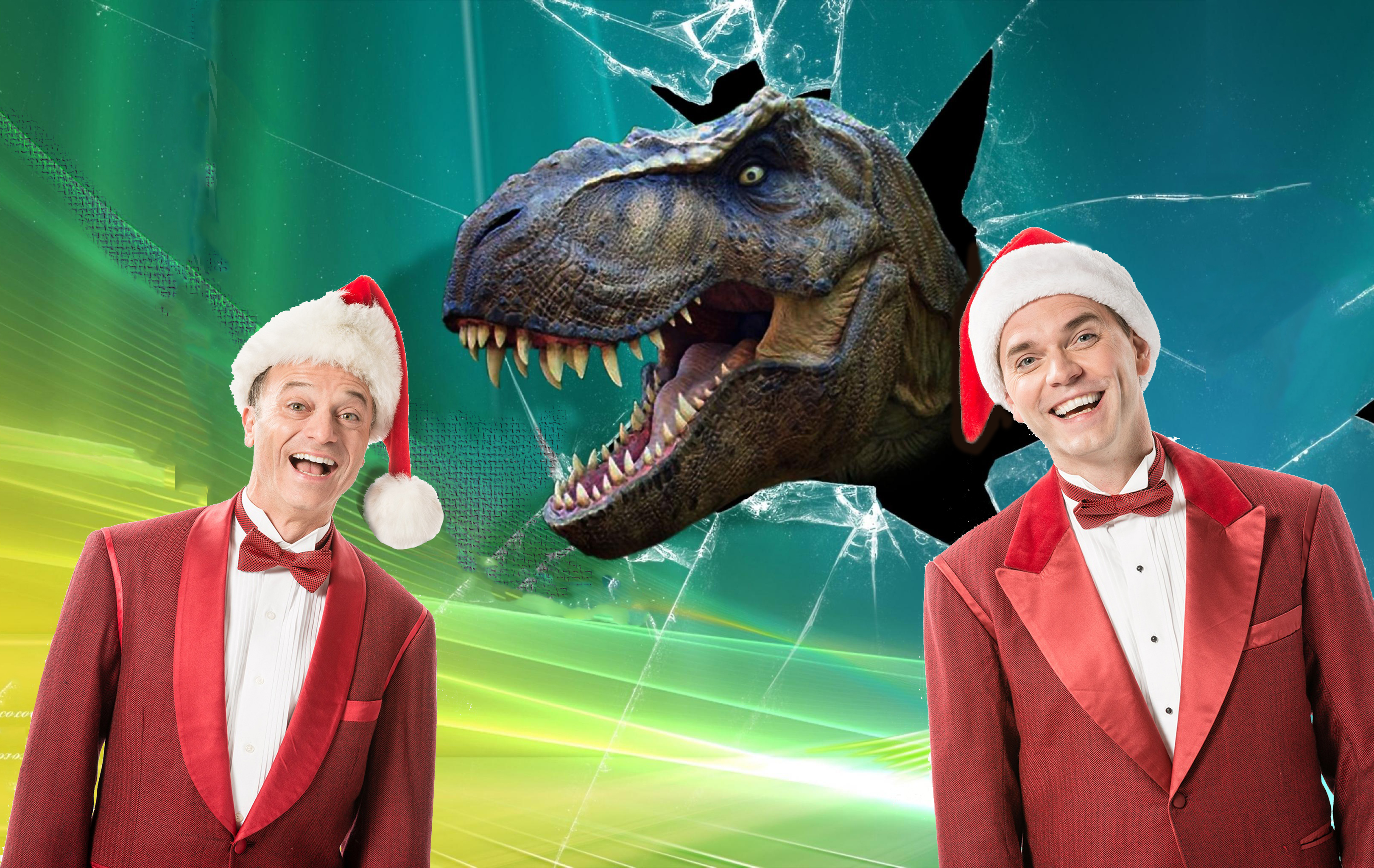 FEATURE: The Ordway's White Christmas and Vocal Teeth (April Fools ...