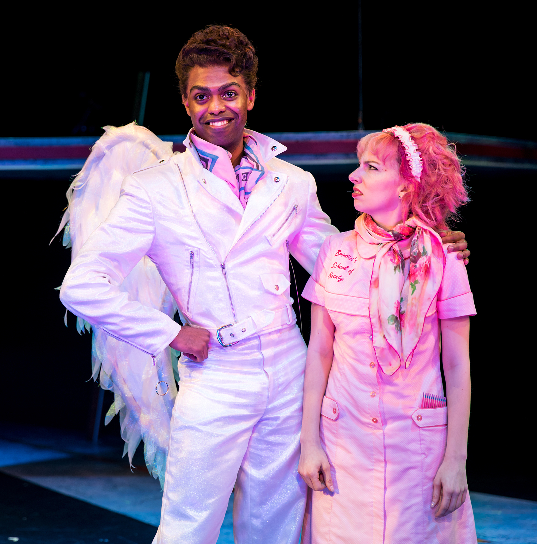 teen angel from grease