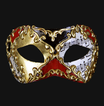 29 mask eye mask musica