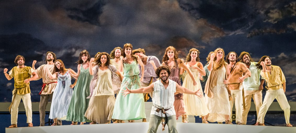 REVIEW: Jesus Christ Superstar Dazzles (Ordway)