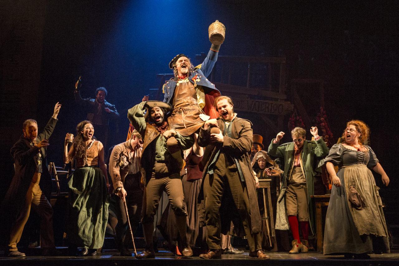 PREVIEW: Les Misérables Prepares to Throw Up Its Barricade