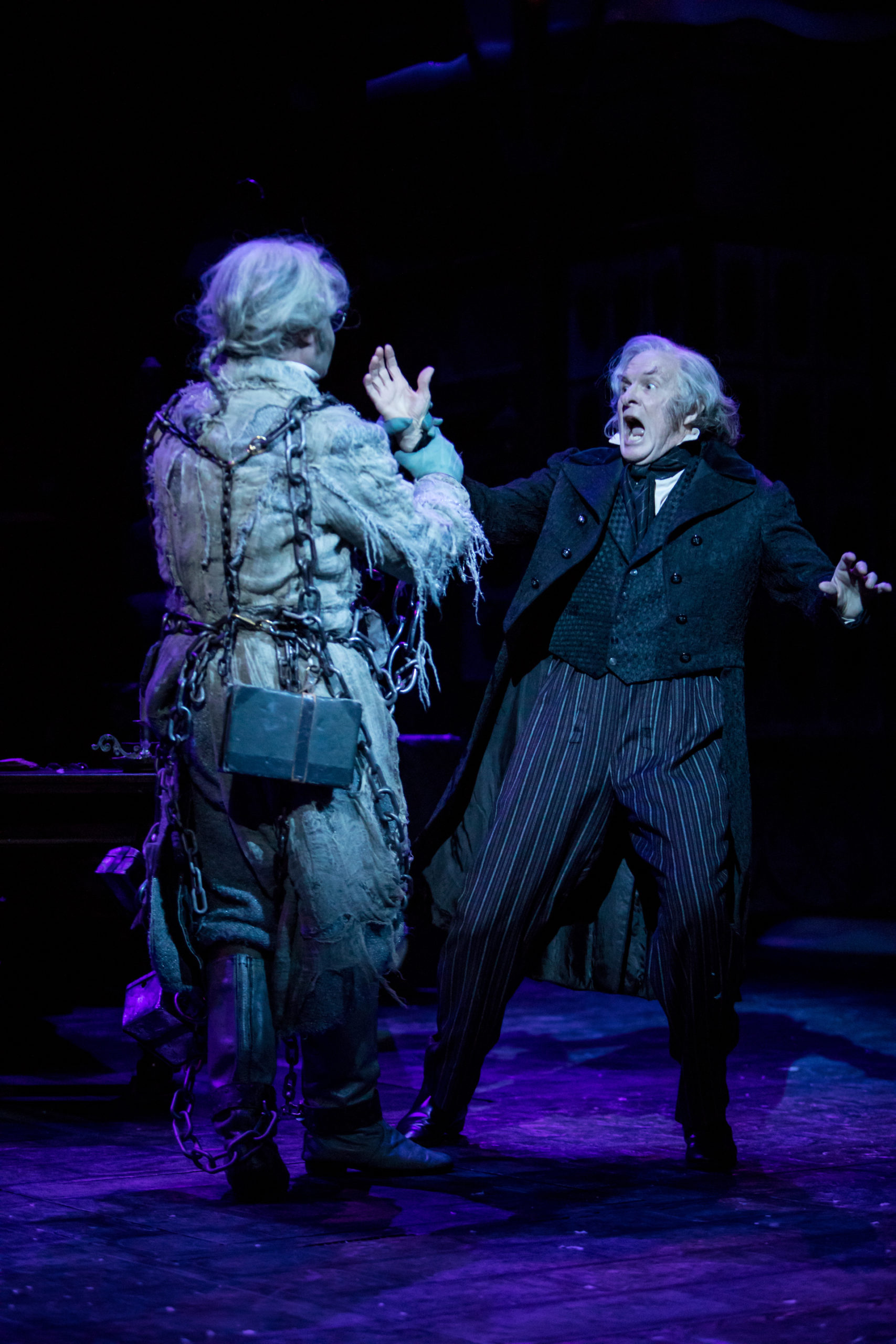 Review A Christmas Carol Strikes Back Guthrie Theater Twin Cities Arts Reader